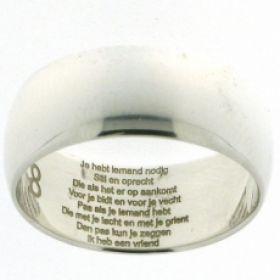 08 Gedicht compact Lasergravure in sieraden