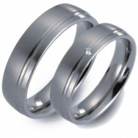 51423 Titan Factory titanium trouwringen