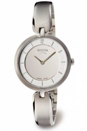 3164-01 Boccia titanium dameshorloge