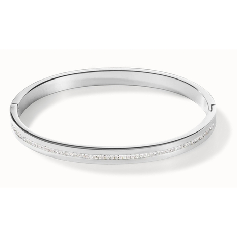 1800 Bangle Crystal Coeur de Lion 0126331800 69