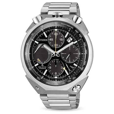 .AV0080-88E Citizen super titanium herenhorloge