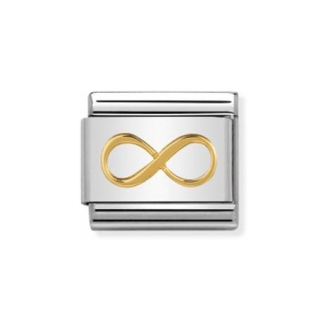 03016241 Infinity-teken Nomination goud