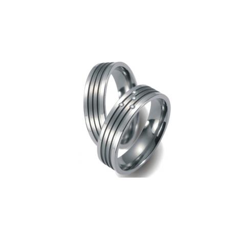 51320 Titan Factory titanium trouwringen
