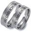 51536 Titan Factory titanium trouwringen