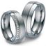 51904 Titan Factory titanium trouwringen