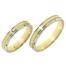 14 MA5503 Mi Amor gouden trouwringen